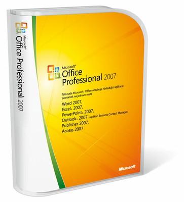 Microsoft Office systém 2007