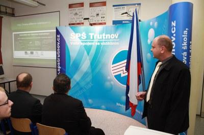 """Tisková konference k projektu """"Další vzdělávání pedagogických pracovníků v technické oblasti"""""""